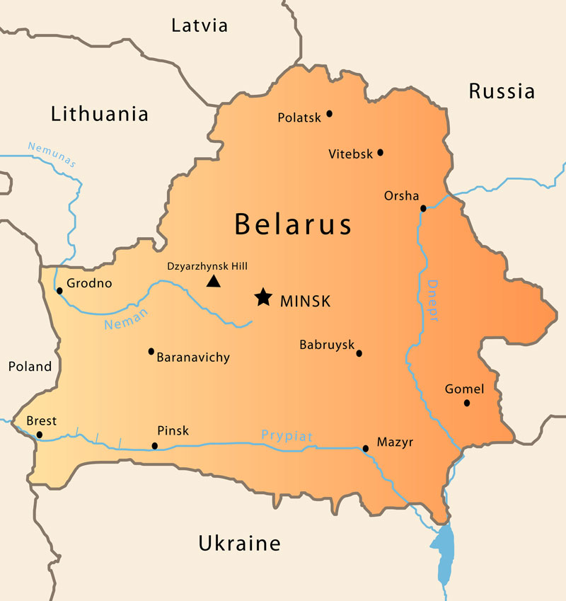 Travel to Belarus